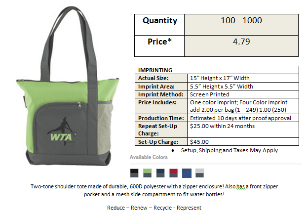travel1 Carrying Tote